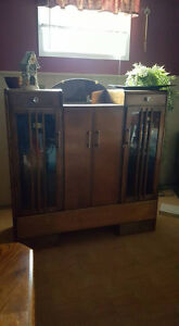 Antique China Cabinet/Buffet