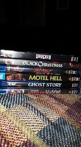 Scream Factory Horror Blu Ray Films For Sale Cambridge Kitchener Area image 1
