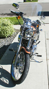 2008 Harley Sportster 1200 105th Anniversary Special Strathcona County Edmonton Area image 5