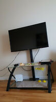 samsung tv 40 inch with table tv