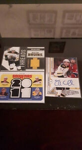 Hockey Cards & Jersey/Signature Cards