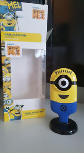 HD WiFi Monitor Camera - Despicable Me 3 Minion Carl
