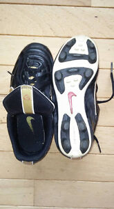 Nike soccer cleats - size 13US