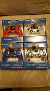 PS4 DualShock 4 Controllers Kingston Kingston Area image 1