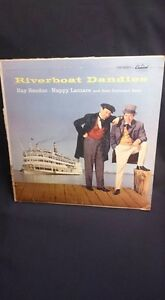 Riverboat Dandies: Ray Bauduc Nappy Lamare and their Dixieland B