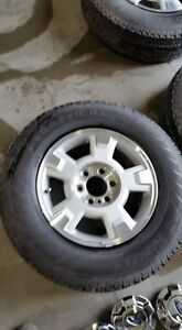 """F150 Factory 17"""" Take-Offs 17"""" New $950 obo"""