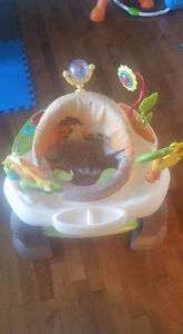 Lion king exersaucer