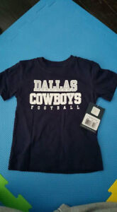 Brand New Official NFL Dallas Cowboys 2T Practice Tshirt