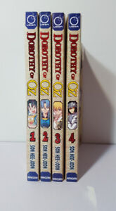 Dorothy of Oz - Manga Series (Complete, Ongoing)