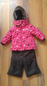 12 month winter jacket & snow pants