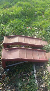 STEEL CAR RAMP FOR SALE.....