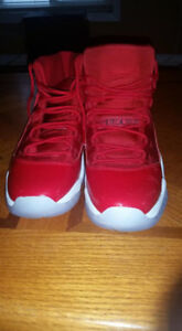 "Air Jordan 11 Retro ""Win like '96"" - size 7 men's"