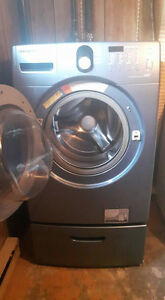 Samsung washing machine in excellent condition Kitchener / Waterloo Kitchener Area image 2
