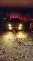 2000 Honda Civic SiR Coupe modified + summer & winter tires