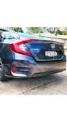 2017 Honda Civic - VTI-S  Baulkham Hills The Hills District Preview