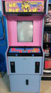 Ms Pacman arcade game 1981
