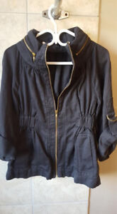 French Connection Light Jacket size 2 (fits xs/small)