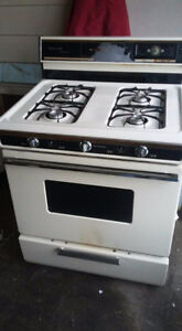 Propane cooking stove