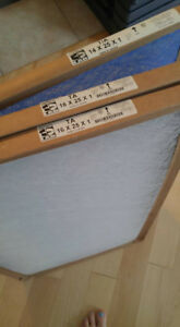 Furnace Air Filter - filtre pour fournaise