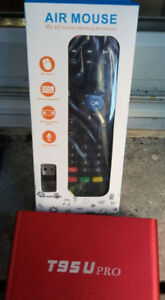 TV BOX ANDROID FOR SALE FOR $120.00