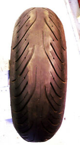 Pneu de Moto Michelin Pilot Road 190/55 ZR 17