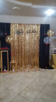Decorations needed for small party  asap