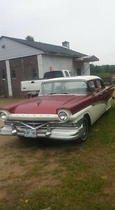 1957 FORD METEOR