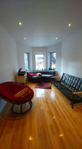 Beautiful room for rent with balcony in Westmount/NDG