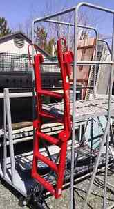 Step Ladder for Freight Truck