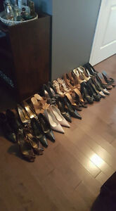 16 Pairs of Women's Shoes