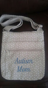 thirty-One Gifts Autism Bag Purse