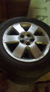 Tires on Rims Sized 195 65 R15