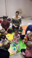 Fall Baby Classes- Little Hands & Me Parenting Network