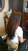 Hair Extension Sew- In
