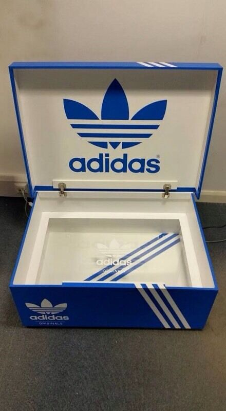 adidas shoe storage box uk