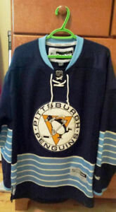 Pittsburgh Penquins 2011 Winter Classic Jersey