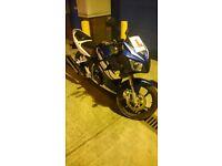 Superbike rsp 125cc