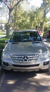 2006 Mercedes-Benz M-Class ML SUV, Crossover