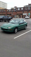 1999 Pontiac Sunfire Coupe (2 door)