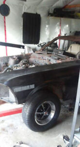 69 Mustang Mach 1.. PROJECT