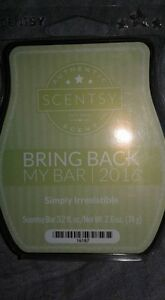 Scentsy's Simply Irresistible - BBMB 2016
