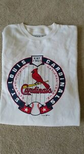 Reduced--NEW --St. Louis Cardinals -XL Sweatshirt - Yorkton, SK