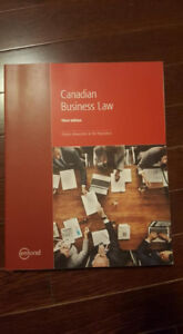 Canadian Business Law Third Edition Tamra Alexander