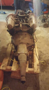 \engine with automatic Transmission attached London Ontario image 2