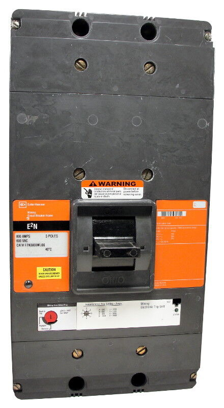 Eaton / Cutler-hammer E2n3800mwu66 - Certified Reconditioned (possible Additiona