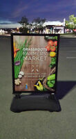Grassroots Deerfoot Farmers' Market - Vendor openings
