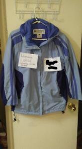 Ladies LARGE Columbia Winter Jacket
