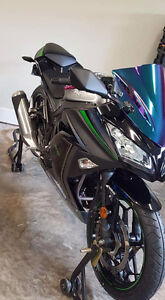 2015 ninja 300 Special Edition With ABS