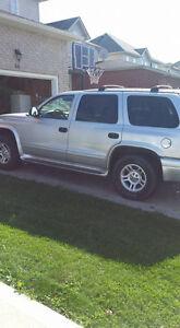 2003 Dodge Durango SUV, Crossover