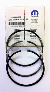 Mopar 05086885AB Piston Ring Set for 5.9L Cummins 2003 - 2009